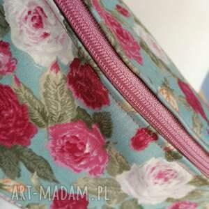 ręczne wykonanie nerki vintage nerka saszetka kwiaty