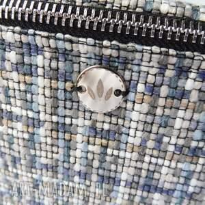 beżowe nerki biodrówka pixie blue nerka saszetka