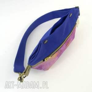 biodro nerki niebieskie torba na kosmos no. 3
