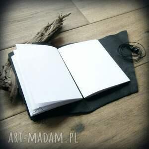 skórzany notesy gwizdny zeszyt w skórzanej okładce
