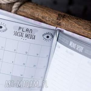fotograf notesy kalendarz dla fotografa - aparat