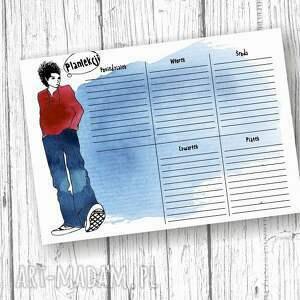 notesy: - zeszyt planlekcji