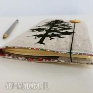 handmade notesy notesik notes drzewo