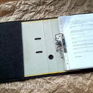okładka notesy czarne okladka dedykowana jeleń