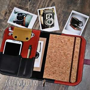 handmade notesy organizer prezent na każdą okazję, notes