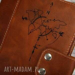notesy ręcznie robiony skórzany notes