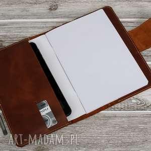notesy notes skórzany ręcznie robiony