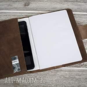 wyraziste notesy notes skórzany uniwersalna skórzana okładka na zeszyt format