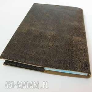 notesy okładka skórzana na zeszyt/notatnik