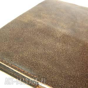 notesy skóra skórzana okładka na zeszyt/notatnik