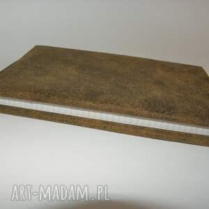 zeszyt notesy skórzana okładka na zeszyt/notatnik