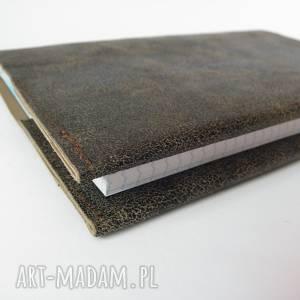 okładka notesy skórzana na zeszyt/notatnik