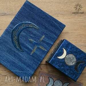 awangardowe zestaw księżyc i - zeszyt