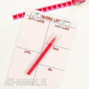 notesy notes zestaw planerów, dzienny