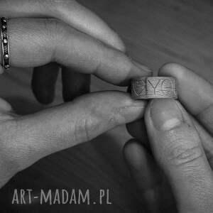 obrączki pierścionek obrączka z drewna
