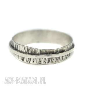 obrączki srebro obrączka srebrna