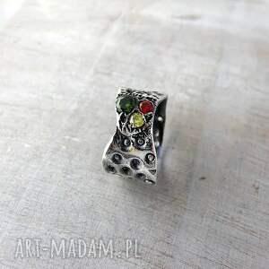 artclay obrączki pierścionek art clay silver