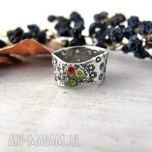 obrączki artclay pierścionek art clay silver
