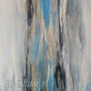 obraz abstrakcja akrylowy formatu