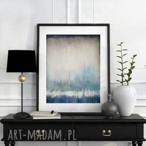 abstrakcja obraz akrylowy formatu