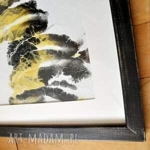 abstrakcja acqua di follia 26, komplet