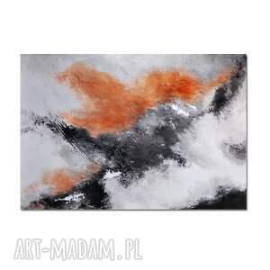 copper cloud, abstrakcja