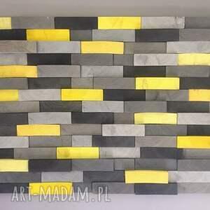 obrazy mozaika drewniany obraz na zamówienie