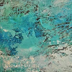 urokliwe obrazy obraz głębia 28, abstrakcja, nowoczesny