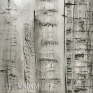 obrazy ręcznie malowane grafika 70 x 100 cm wykonana