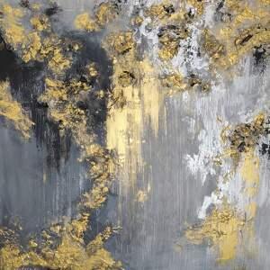 do salonu kopalnia złota - obraz