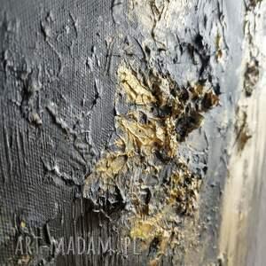 """dosalonu złote kopalnia złota"""" obraz do salonu -"""