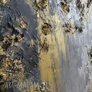 """nietypowe obrazydosalonu kopalnia złota"""" obraz do salonu -"""
