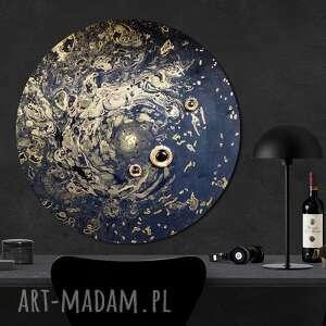 czarne kosmos krajobraz księżycowy