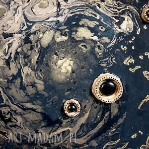 planeta krajobraz księżycowy