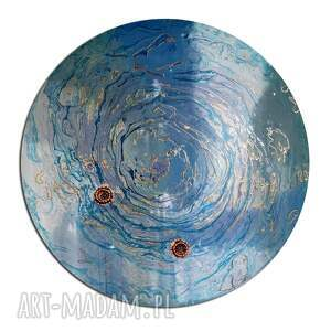 Krajobraz księżycowy 21 - planeta ziemia