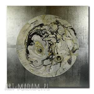 Księżyc na niebie 1 - natura kosmos
