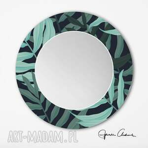 frapujące decor palm - to stylowe lustro