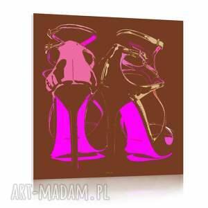 różowe obraz made in italy