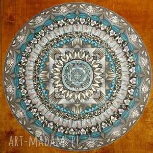 oryginalne symetria mandala