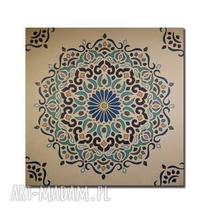 mandala ornamentowa