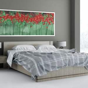 ludesign gallery drzewa nowoczesny obraz drukowany