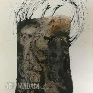 ręcznie robione obrazy plakat nowoczesny obraz abstrakcja