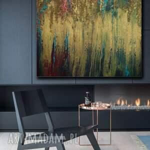 salonu obrazy obraz do - bogato zdobiony