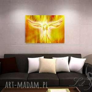 eleganckie obraz energetyzujący - anioły