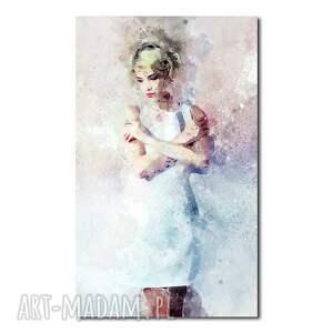 niebanalne obrazy obraz xxl kobieta 11 -70x120cm