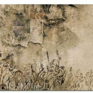 obrazy łąka obraz 1 - 120x70cm do salonu