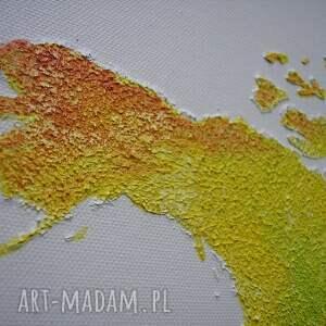 kolorowa obrazy obraz mapa świata 3d - 15