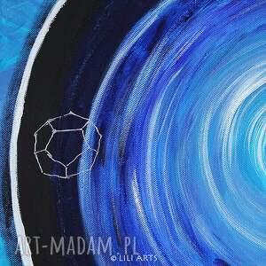 obrazy akrylowy obraz medytacyjny - strażnik snów