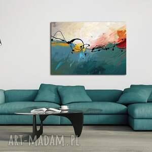 gustowne obraz na płotnie - 120x80cm