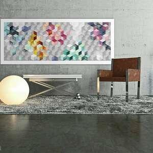 unikalne obraz na płotnie - 150x60cm